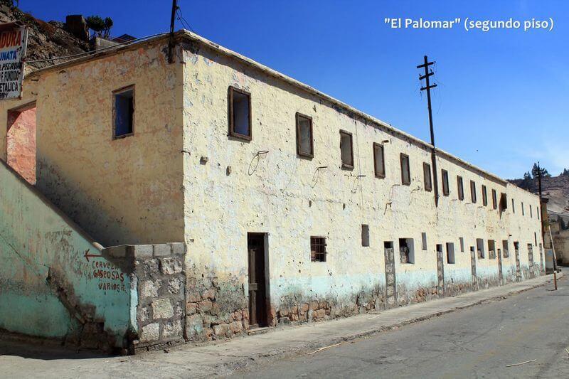 La fábrica encantada de El Huayco