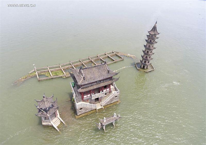 Poyang, el lago maldito de China