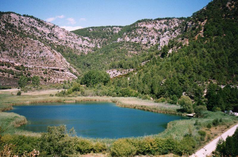 El misterio del lago de Taravilla