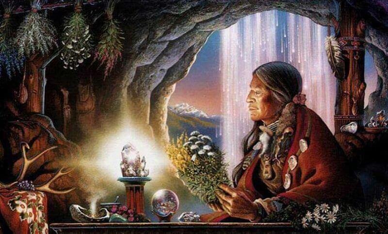 El ritual quechua del Qaqoy